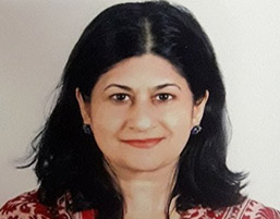 Image of Anjali Nambisan for Global Action on Poverty (GAP)