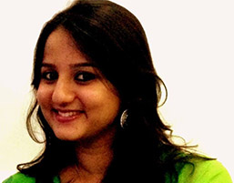 Anusha Saxena, Team member of Global Action on Poverty (GAP)