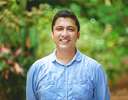 Image of Bhushan Trivedi, Changemaker for Global Action on Poverty (GAP)