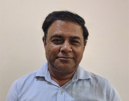 Image of Devashis Dubey, Team member of Global Action on Poverty (GAP)rty (GAP)