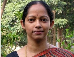 Image of Gayatri Anand, Changemaker for Global Action on Poverty (GAP)