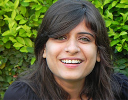 Image of Gitanjali Babbar, Changemaker for Global Action on Poverty (GAP)