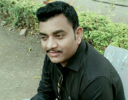 Image of Manish Khandpasole for Global Action on Poverty (GAP)