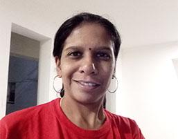 Image of Renuka Raghava, Team member of Global Action on Poverty (GAP)