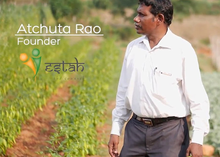 GAP Intensive Initiative images for Atchuta Rao, Estah Society