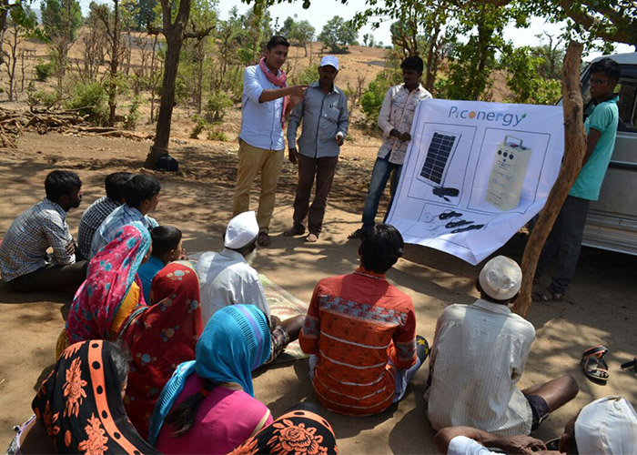 GAP Intensive Initiative images for Bhushan Trivedi, Picoenergy