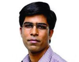 Image for Global Action on Poverty Expert, Dr. Vijayaragavan Viswanathan